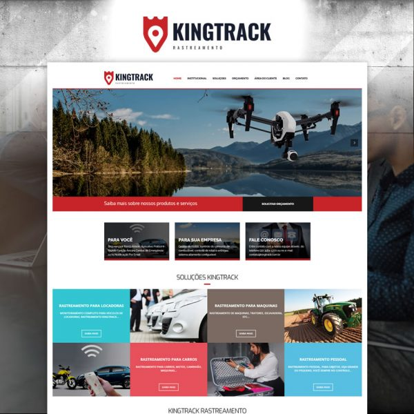 Kingtrack Rastreamento
